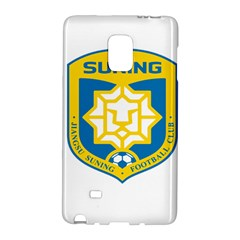 Jiangsu Suning F C  Galaxy Note Edge by Valentinaart