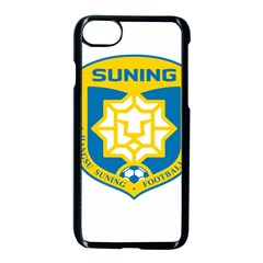 Jiangsu Suning F C  Apple Iphone 7 Seamless Case (black) by Valentinaart