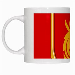Hebei China Fortune F C  White Mugs by Valentinaart