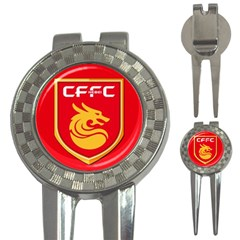 Hebei China Fortune F C  3 In 1 Golf Divots by Valentinaart