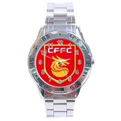 Hebei China Fortune F C  Stainless Steel Analogue Watch by Valentinaart