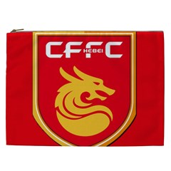 Hebei China Fortune F C  Cosmetic Bag (xxl)  by Valentinaart