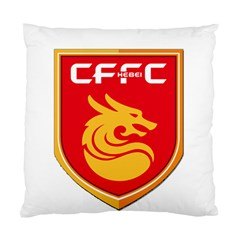 Hebei China Fortune F C  Standard Cushion Case (one Side) by Valentinaart