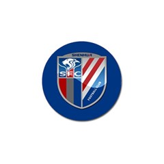 Shanghai Greenland Shenhua F C  Golf Ball Marker (4 Pack) by Valentinaart