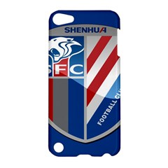 Shanghai Greenland Shenhua F C  Apple Ipod Touch 5 Hardshell Case by Valentinaart
