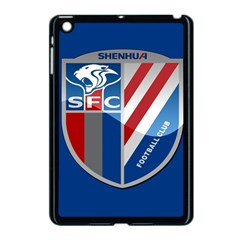 Shanghai Greenland Shenhua F C  Apple Ipad Mini Case (black) by Valentinaart