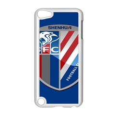 Shanghai Greenland Shenhua F C  Apple Ipod Touch 5 Case (white) by Valentinaart