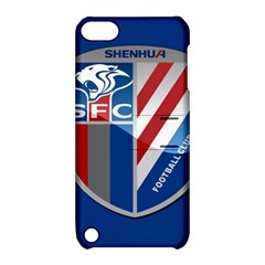 Shanghai Greenland Shenhua F C  Apple Ipod Touch 5 Hardshell Case With Stand by Valentinaart