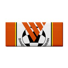 Shandong Luneng Taishan F C  Cosmetic Storage Cases by Valentinaart