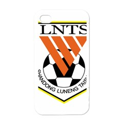 Shandong Luneng Taishan F C  Apple Iphone 4 Case (white) by Valentinaart