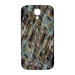 Abstract Chinese Background Created From Building Kaleidoscope Samsung Galaxy S4 I9500/i9505  Hardshell Back Case by Simbadda