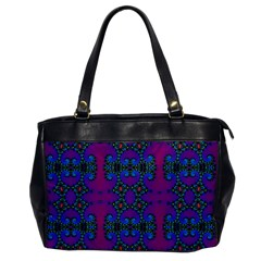 Purple Seamless Pattern Digital Computer Graphic Fractal Wallpaper Office Handbags