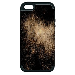 Fireworks Party July 4th Firework Apple Iphone 5 Hardshell Case (pc+silicone)