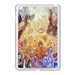 Space Abstraction Background Digital Computer Graphic Apple Ipad Mini Case (white)