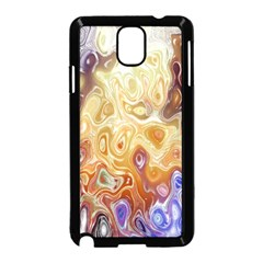 Space Abstraction Background Digital Computer Graphic Samsung Galaxy Note 3 Neo Hardshell Case (black)