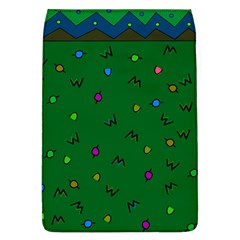 Green Abstract A Colorful Modern Illustration Flap Covers (l)  by Simbadda