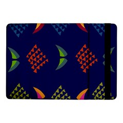 Abstract A Colorful Modern Illustration Samsung Galaxy Tab Pro 10 1  Flip Case by Simbadda