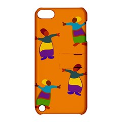 A Colorful Modern Illustration For Lovers Apple Ipod Touch 5 Hardshell Case With Stand by Simbadda