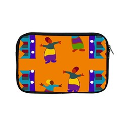 A Colorful Modern Illustration For Lovers Apple Macbook Pro 13  Zipper Case by Simbadda