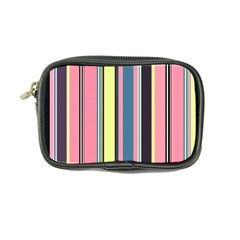Seamless Colorful Stripes Pattern Background Wallpaper Coin Purse