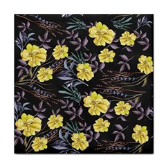 Wildflowers Ii Tile Coasters