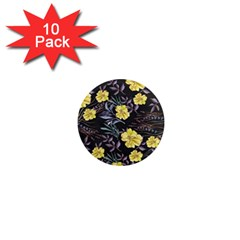 Wildflowers Ii 1  Mini Magnet (10 Pack)  by tarastyle