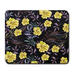 Wildflowers Ii Large Mousepads