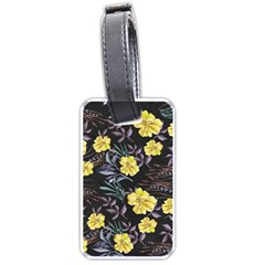 Wildflowers Ii Luggage Tags (two Sides) by tarastyle