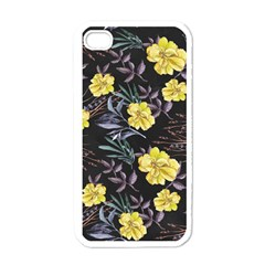 Wildflowers Ii Apple Iphone 4 Case (white)