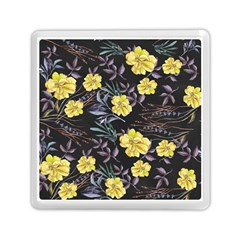 Wildflowers Ii Memory Card Reader (square)