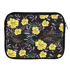 Wildflowers Ii Apple Ipad 2/3/4 Zipper Cases