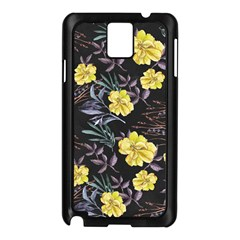 Wildflowers Ii Samsung Galaxy Note 3 N9005 Case (black)