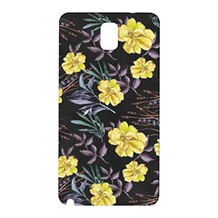 Wildflowers Ii Samsung Galaxy Note 3 N9005 Hardshell Back Case by tarastyle