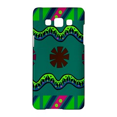 A Colorful Modern Illustration Samsung Galaxy A5 Hardshell Case