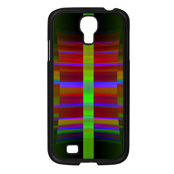 Galileo Galilei Reincarnation Abstract Character Samsung Galaxy S4 I9500/ I9505 Case (Black)
