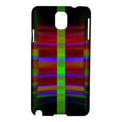 Galileo Galilei Reincarnation Abstract Character Samsung Galaxy Note 3 N9005 Hardshell Case by Simbadda