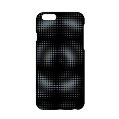 Circular Abstract Blend Wallpaper Design Apple Iphone 6/6s Hardshell Case by Simbadda