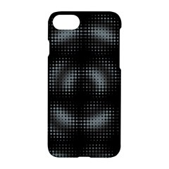 Circular Abstract Blend Wallpaper Design Apple Iphone 7 Hardshell Case