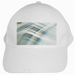 Business Background Abstract White Cap