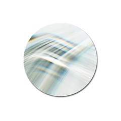 Business Background Abstract Magnet 3  (round) by Simbadda