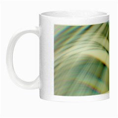Business Background Abstract Night Luminous Mugs by Simbadda