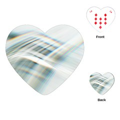 Business Background Abstract Playing Cards (heart)  by Simbadda