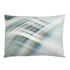 Business Background Abstract Pillow Case by Simbadda