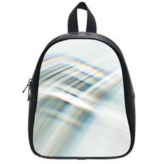 Business Background Abstract School Bags (small)  by Simbadda