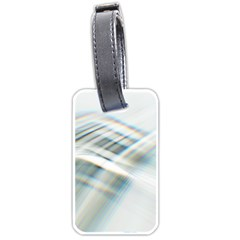 Business Background Abstract Luggage Tags (two Sides) by Simbadda
