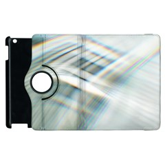 Business Background Abstract Apple Ipad 3/4 Flip 360 Case by Simbadda