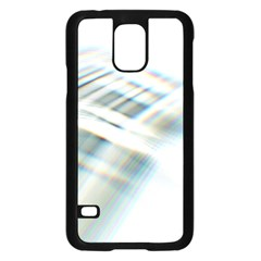Business Background Abstract Samsung Galaxy S5 Case (black) by Simbadda