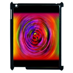 Colors Of My Life Apple Ipad 2 Case (black) by Simbadda