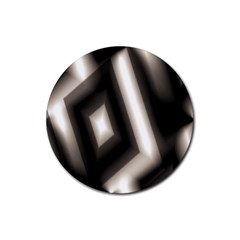 Abstract Hintergrund Wallpapers Rubber Coaster (round)  by Simbadda