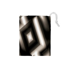 Abstract Hintergrund Wallpapers Drawstring Pouches (small)